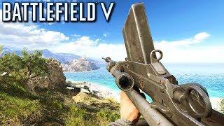 Potężna broń - Battlefield V | (#26)