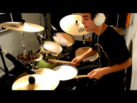 Bruno Mars - Locked Out Of Heaven - DRUM COVER
