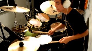 Repeat youtube video Bruno Mars - Locked Out Of Heaven - DRUM COVER