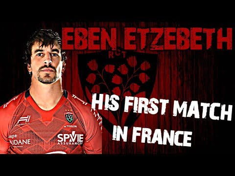 ETZEBETH | POWERFUL FIRST Match with Toulon