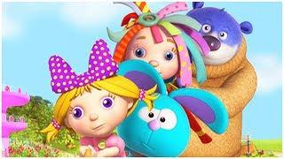 الدنيا روزي - مجموعة 1 | قصص اطفال قبل النوم | براعم | رسوم متحركة للاطفال | Arabic cartoons