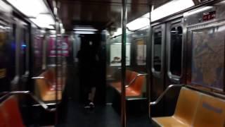 MTA Subway Failure: Being evacuated off the 4 Train, onto a 6 Train