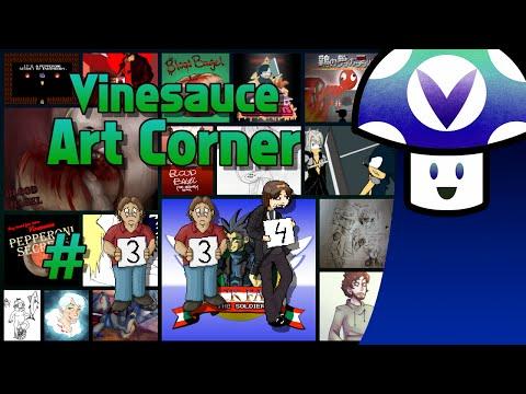 [Vinebooru] Vinny - Vinesauce Art Corner (part 334)