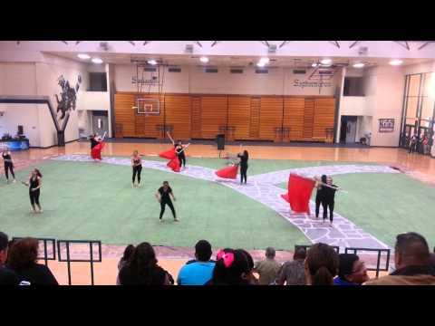 Las Cruces High School Avant Guard