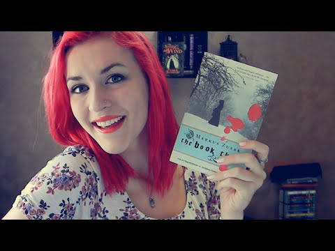 THE BOOK THIEF by Markus Zusak | BOOK REVIEW