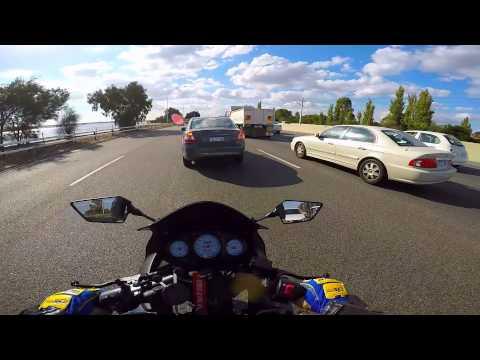 Lane Splitting in California Guide | Wilshire Law Firm