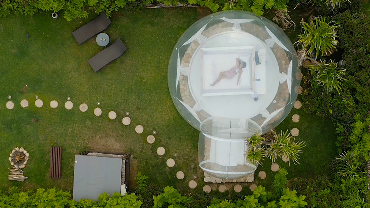 Bubble Hotel Bali - Beautiful and Exclusive
