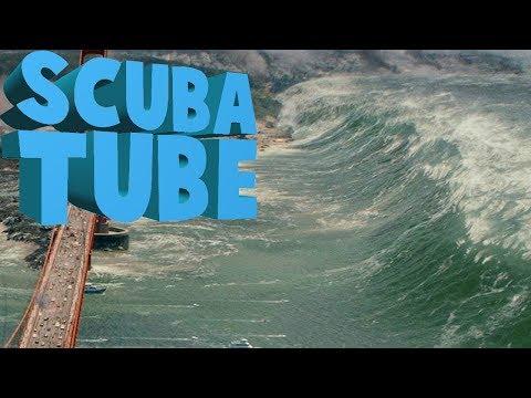 ScubaTube - Tsunami To Hit Kent?!