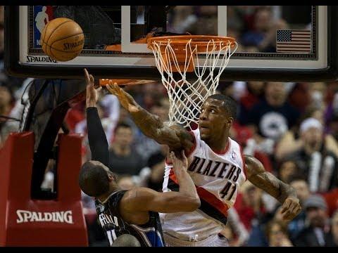 Defense! NBA Blocks Mix 2013-2014 ᴴᴰ