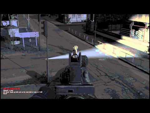 DayZ Flashlight trap fail.