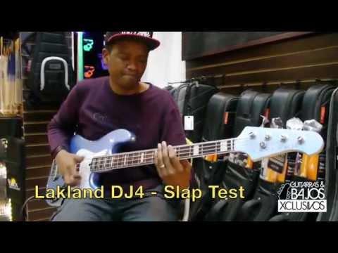Darryl Jones 4 - Slap test.