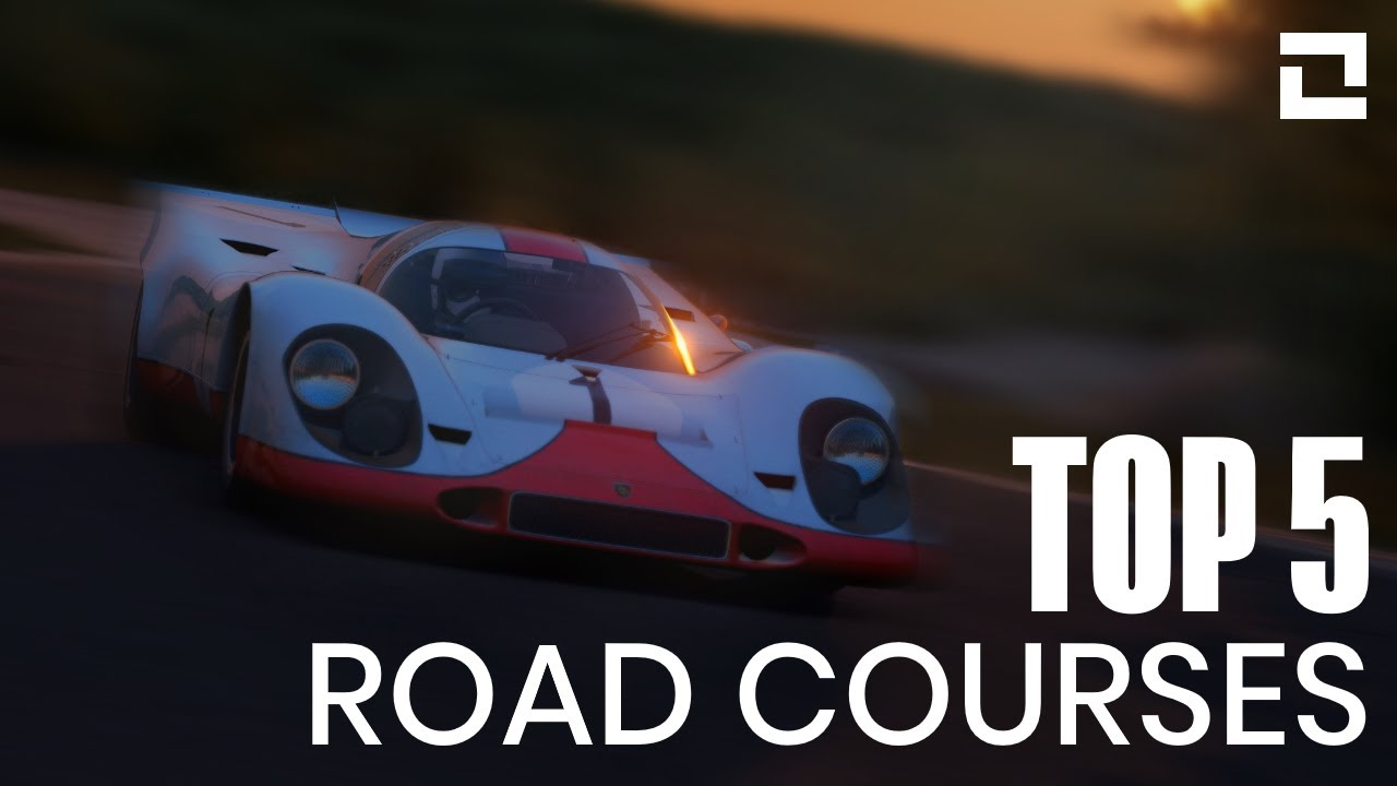 L1nus Sim Racing: Top 5 AMERICAN ROAD COURSE MODS FOR AC