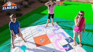 Giant Board Game Slime Challenge   JKrew