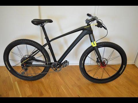 Собрал карбоновый велосипед из китая aliexpress. Обзор. Carbon bike review