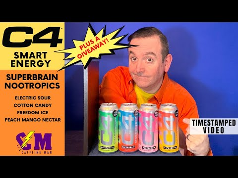 c4-smart-energy-drink,-cellucor-c4-superbrain-nootropic-product-review-for-focus,-plus-giveaway