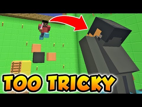 NOBODY BUT ME COULD MAKE THIS JUMP! (Minecraft Hide and Seek)