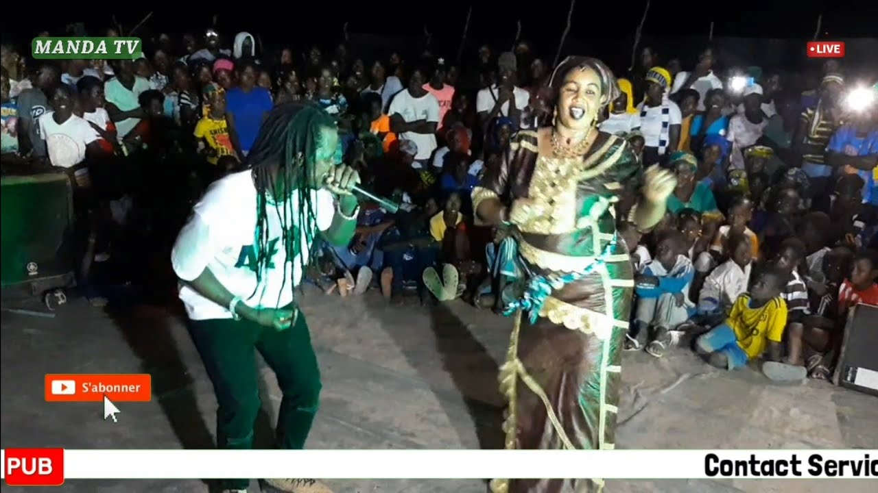 "Download Soirée culturelle: de Bandit mike à Djinkore peulh  (Partie 2) ""Kodo lipetake"" Momayani Tagodani"