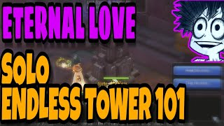 FIRST SOLO ENDLESS TOWER Ragnarok Mobile : Eternal Love