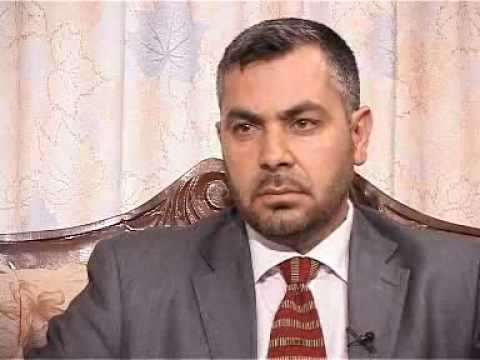 Mohammad Mohaqiq's interview with 1TV Part 2.flv