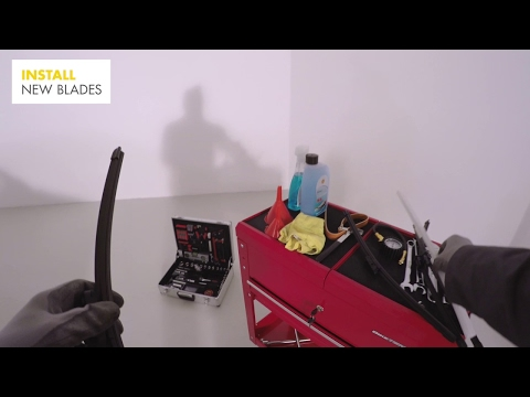 How to change windscreen wiper blades | Shell Motoring Tips