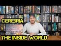 Cerebria The Inside World Spielvorstellung Regeln Deutsch German Boardgame Digger mp3