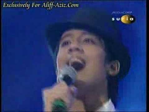 Cinta Arjuna - Aliff Aziz @ Rapsodi Remix 2007