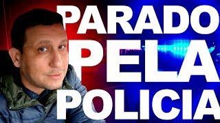 O que fazer quando a POLICIA te parar nos USA