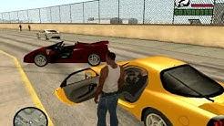 GTA San Andreas Best Car Mods