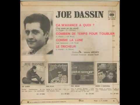 JOE DASSIN....ca M Avance A Quoi. ( 1966 )