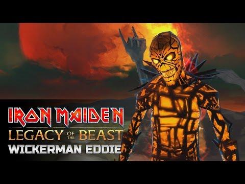 Iron Maiden: Legacy of the Beast Magus Spotlight - Wickerman Eddie Special