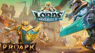 Lords Mobile Gameplay IOS / Android