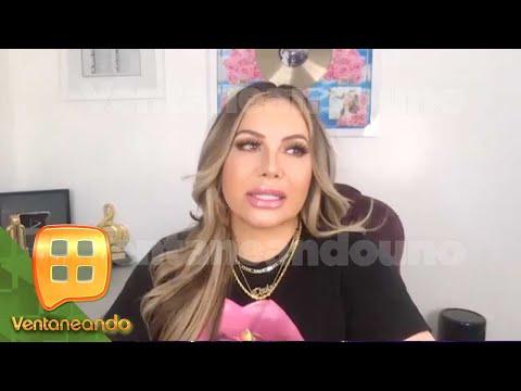 ¡Chiquis Rivera acepta que tiene complicaciones en su matrimonio con Lorenzo Méndez! | Ventaneando