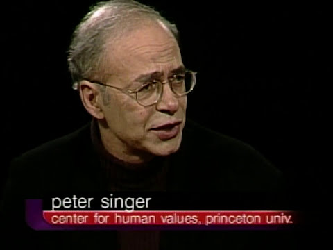 Peter Singer interview (2000)