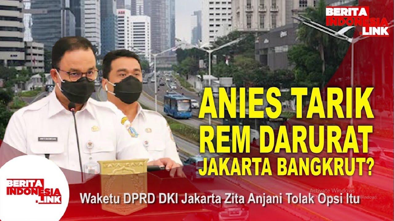 Jakarta Paceklik Jika Tarik 'Rem Darurat'?
