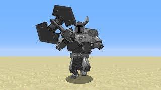 Minecraft Mod Ölümcül Yaratıklar - Mowzies Mobs