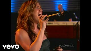 Kelly Clarkson - Hear Me (Sessions @ AOL 2004) YouTube Videos