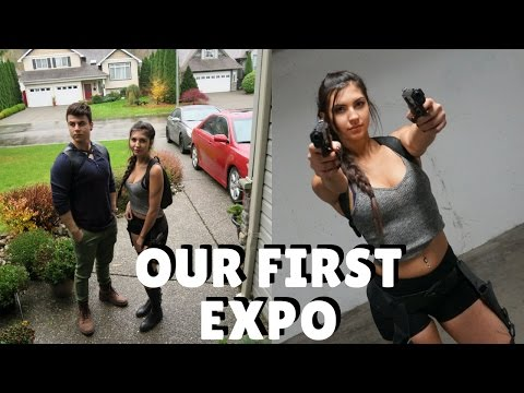 I'm Dating Lara Croft | Vancouver Fan Expo 2016