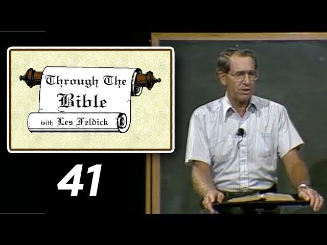 [ 41 ] Les Feldick [ Book 4 - Lesson 2 - Part 1 ] Names of Deity, Most High: Genesis 14-16