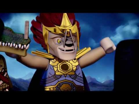 LEGO® CHIMA™ - 19 The Cloud and the Shadow Mini Movie