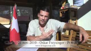 Oskar Freysinger dérape : « Nicolas Sarkozy est un vendeur de cacahuètes »