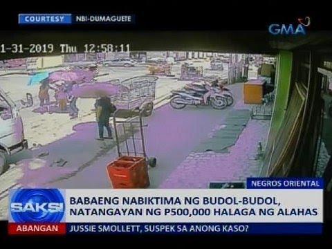 Babaeng Nabiktima Ng Budol-budol, Natangayan Ng P500,000 Halaga Ng Alahas
