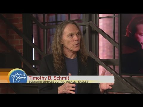 Eagles Bassist Timothy Schmit