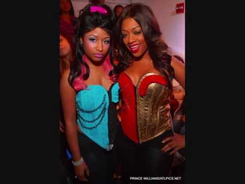 Trina - Dang-A-Lang (Feat Nicki Minaj & Lady Saw)