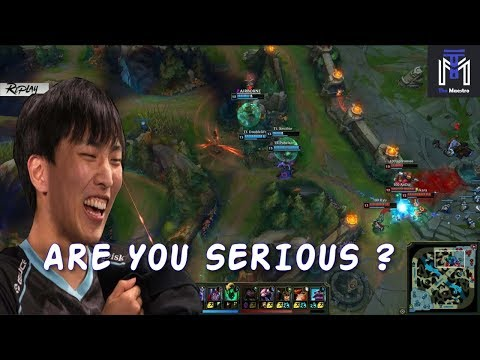 TL Vs 100T Ll Doublelift Trolls His Team Ll League Of Legends NALCS 2018