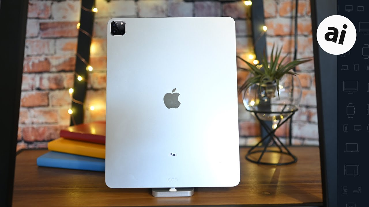 Everything New On The 2020 iPad Pro!