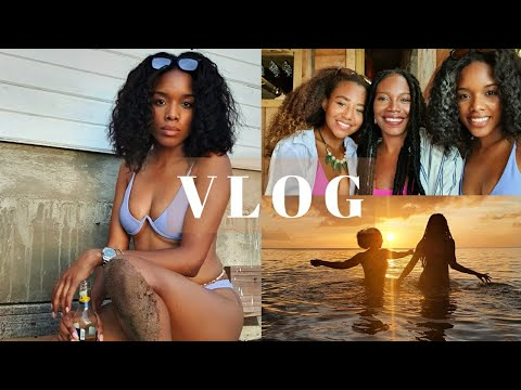 WEEKEND VLOG | DOMINICA IS THE PLACE TO BE| Toucari Beach, n