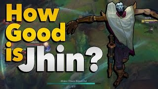 JHIN HIGHLIGHTS
