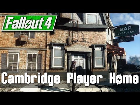Cambridge Player Home Mod Build - Fallout 4: Building With Mods