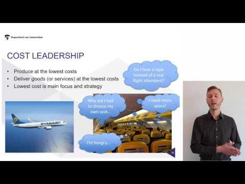 Generic Strategies Porter explained