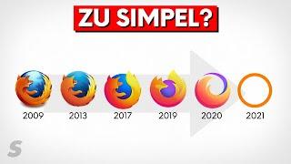 Warum Logos immer simpler werden